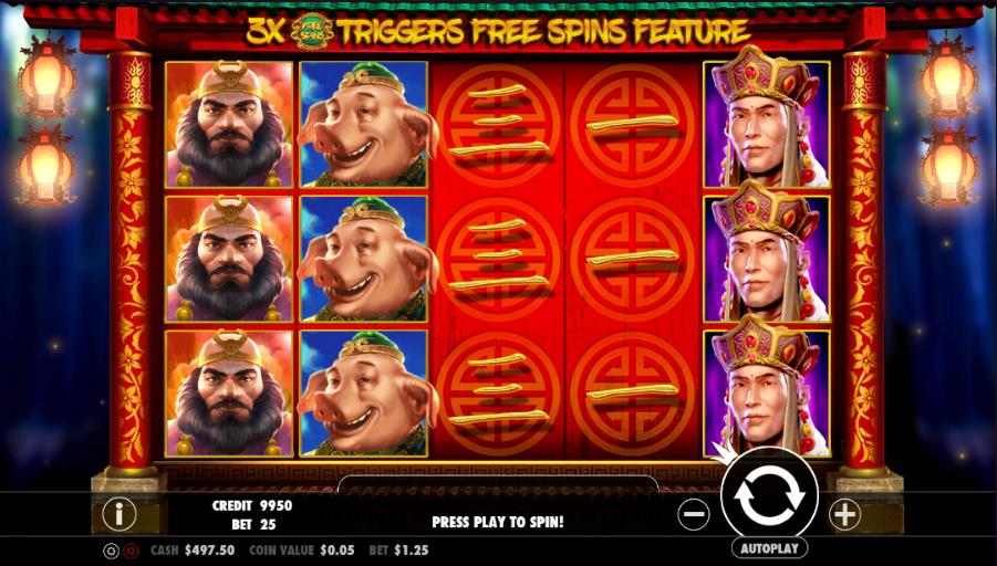 Slot machine cinesi gratis