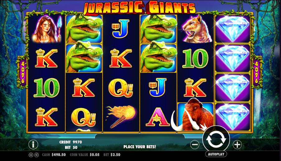 Gioco di slot machine gratis