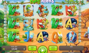 Giochi Slot Kangaliens Online Gratis