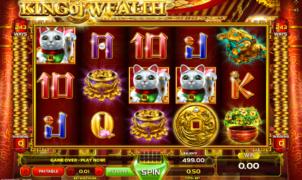 King of WealthSlot Machine Online Gratis