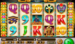 Giochi SlotKing Tuts TombOnline Gratis