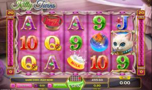 Slot MachineKitty TwinsGratis Online