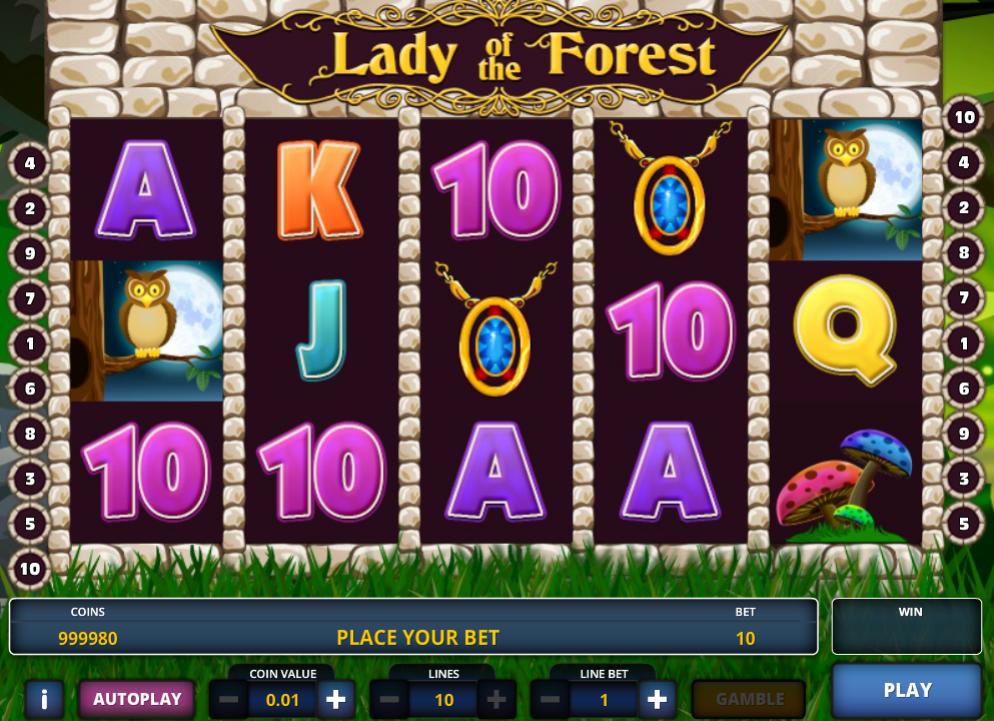 le slot machine nel casinò giocano fortuna
