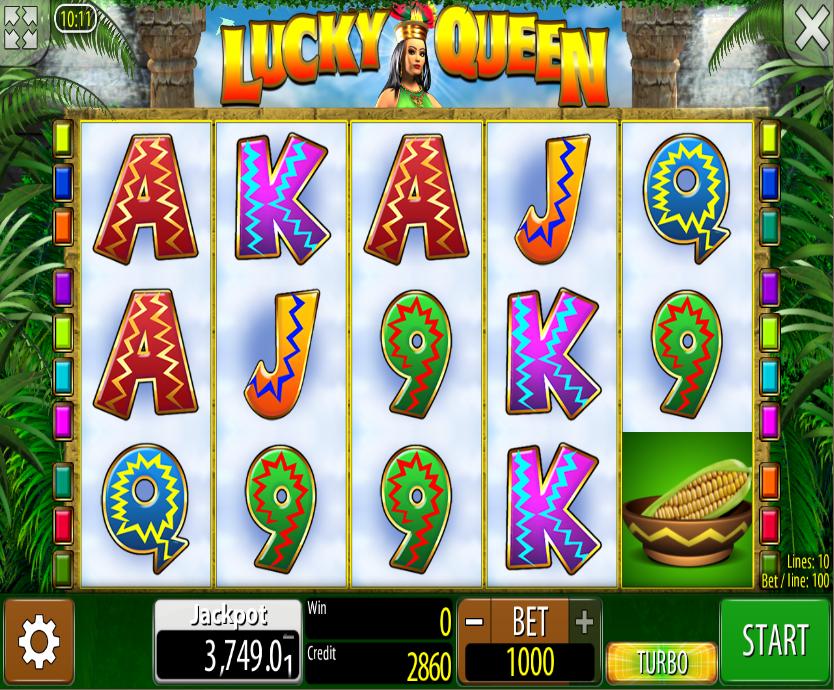 Slot machine amazzonia
