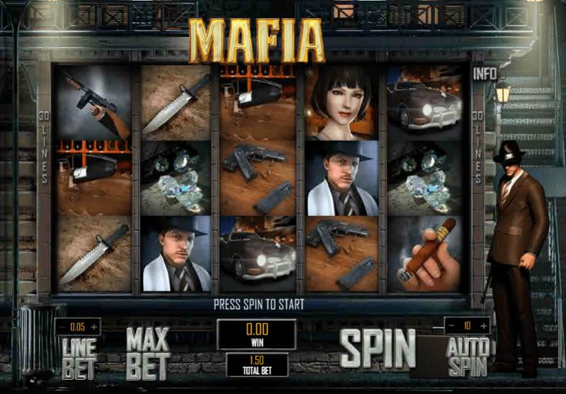 Mafia 3 slot machine locations