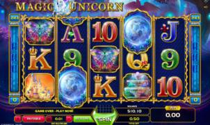 Magic UnicornSlot Machine Online Gratis