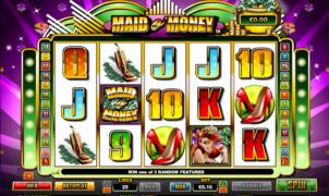 Slot MachineMaid o MoneyGratis Online