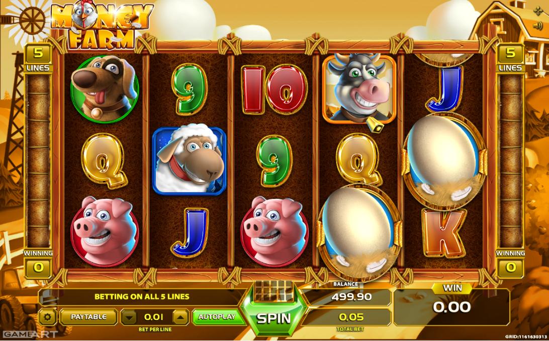 Spiele Bicho Farm Bingo - Video Slots Online