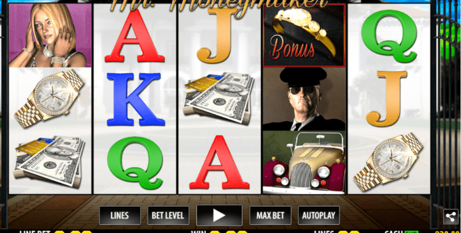 Mr Money Maker Slot Machine Online Gratis