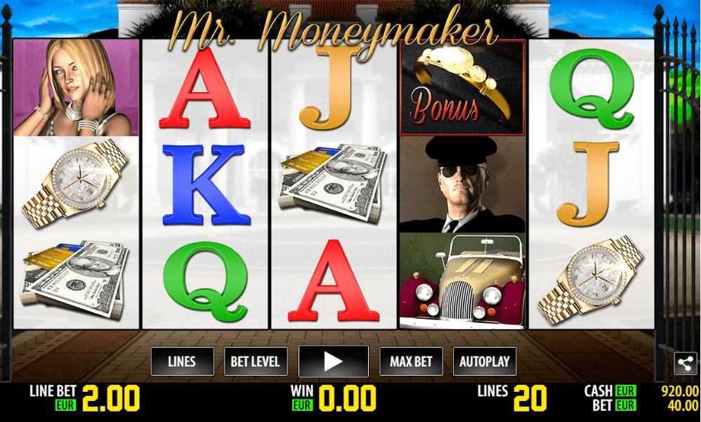 Mr Money Maker