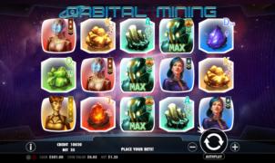 Slot MachineOrbital MiningGratis Online