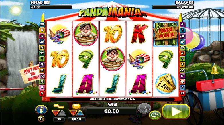 Giochi gratis slot machine mania