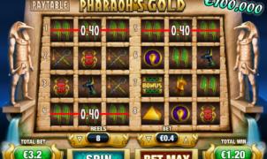 Pharaohs GoldSlot Machine Online Gratis