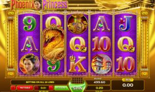 Phoenix PrincessGiochi Slot Machine Online Gratis