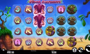 Pink Elephants Slot Machine Online Gratis