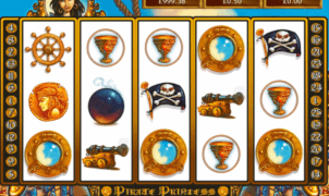 Giochi Slot Pirate Princess Online Gratis
