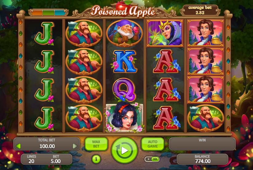 Giochi online slot machine gratis