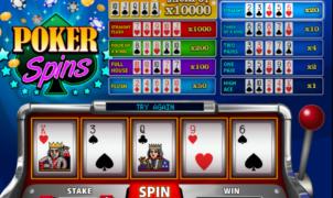 Poker SpinsGiochi Slot Machine Online Gratis
