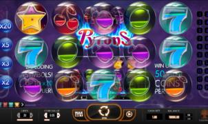 Pyrons Slot Machine Online Gratis
