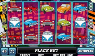 Roll and Ride Slot Machine Online Gratis
