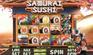 Samurai Sushi Giochi Slot Machine Online Gratis