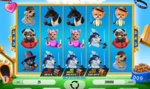 Smoking Dogs Slot Machine Online Gratis