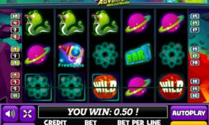 Giochi Slot Space Adventure Online Gratis
