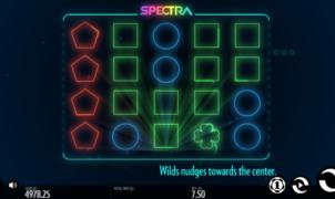 Slot Machine Spectra Gratis Online