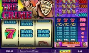 Slot MachineStop the CrimeGratis Online