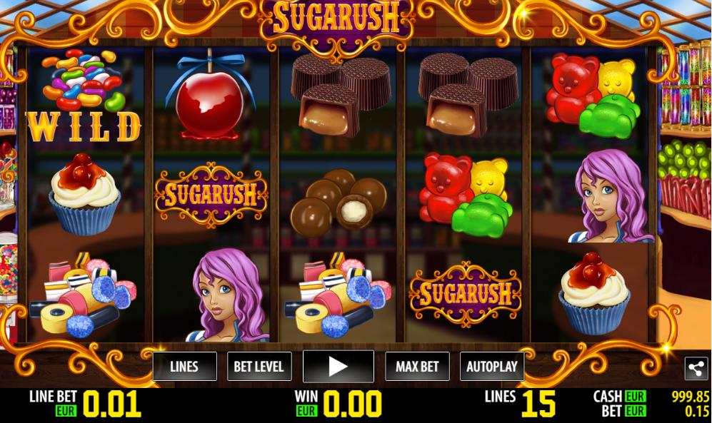 Sugar Rush WM