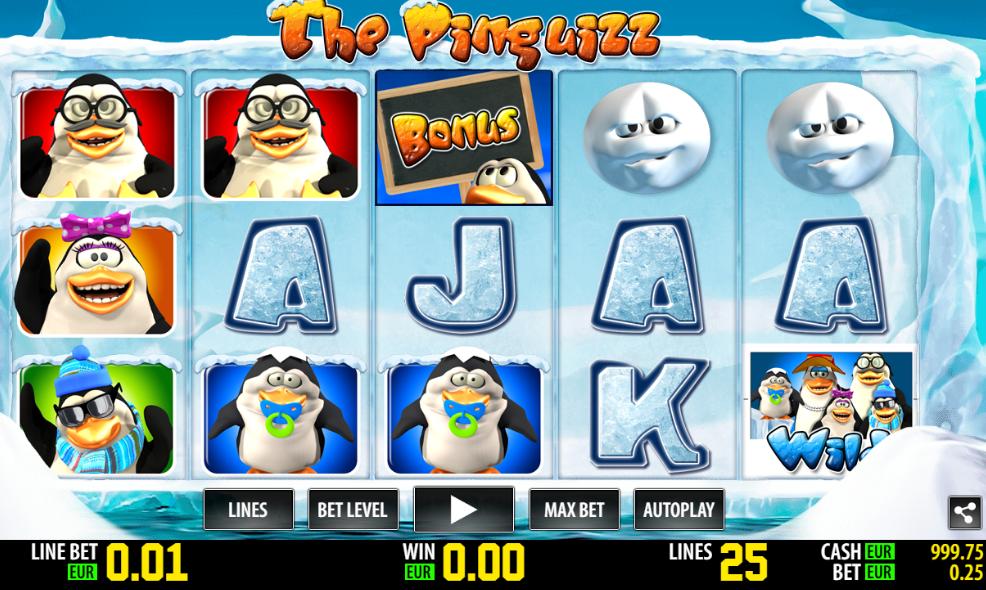 The Pinguizz