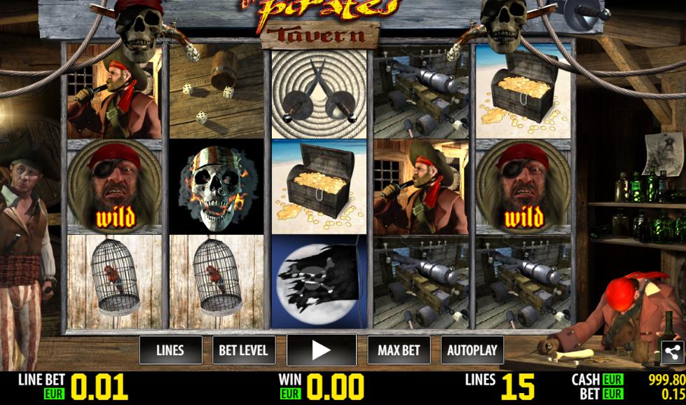 The Pirates Taverns