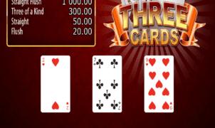 Three CardsSlot Machine Online Gratis