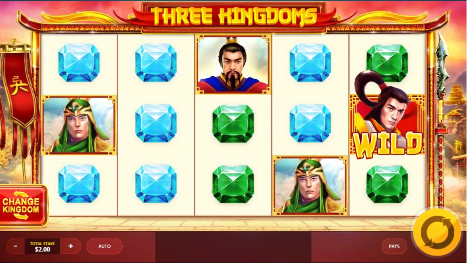 Three Kingdoms RT