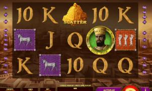 Thrones of PersiaSlot Machine Online Gratis