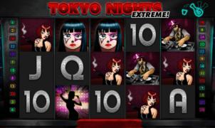 Giochi SlotTokyo NightsOnline Gratis