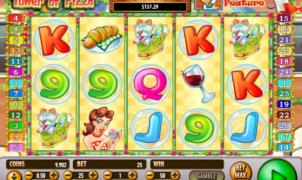 Slot MachineTower of PizzaGratis Online