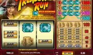 Treasure RunSlot Machine Online Gratis