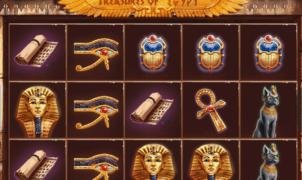 Giochi SlotTreasures of EgyptOnline Gratis