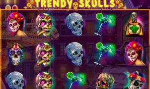 Slot MachineTrendy SkullsGratis Online