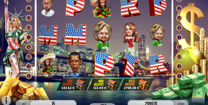 Trump It Slot Machine Online Gratis