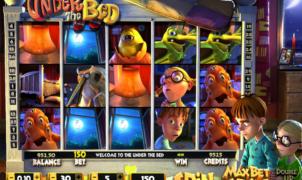 Slot MachineUnder the BedGratis Online