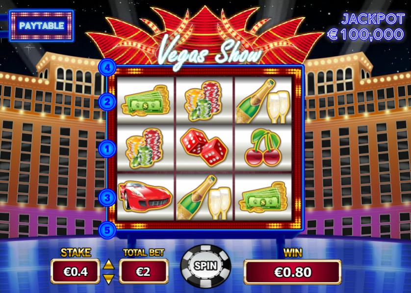Giochi online slot