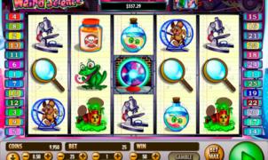 Slot MachineWeird ScienceGratis Online