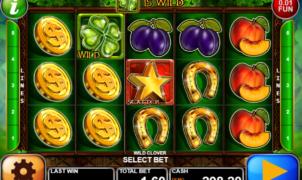 Slot Machine Wild Clover Gratis Online