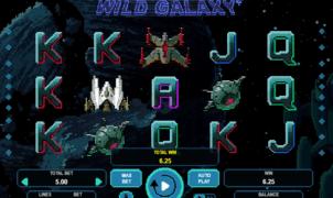 Giochi SlotWild GalaxyOnline Gratis