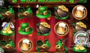 Slot MachineWild ShamrockGratis Online
