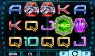 Slot Machine Wild Warp Gratis Online