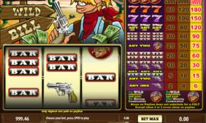 Wild Wild BillSlot Machine Online Gratis