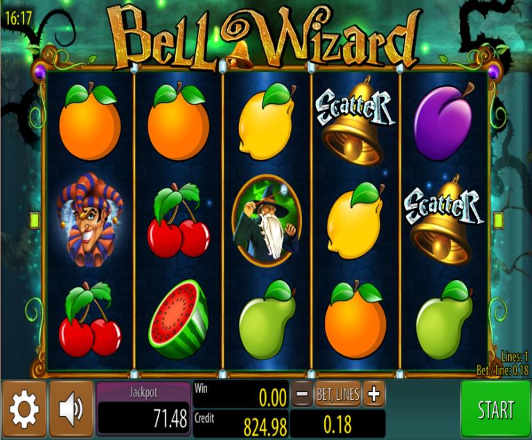 Bell Wizard Slot Machine